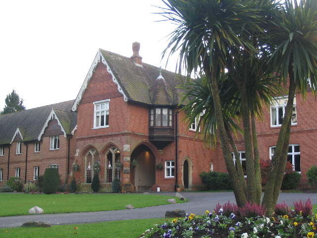 Audley's Wood Hotel