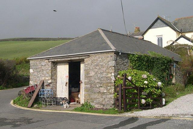 The Boathouse, Portwrinkle