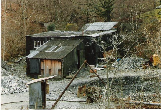 Llechfraith Adit, Clogau St David's Gold Mine