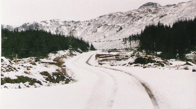 Kirkton Glen, Balquhidder