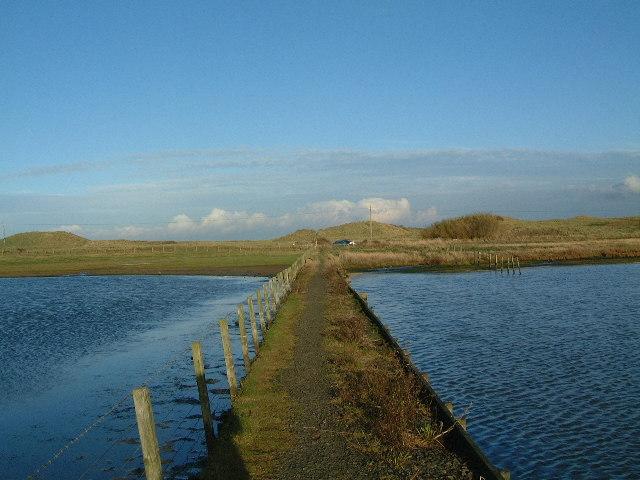 Cresswell Pond Causeway