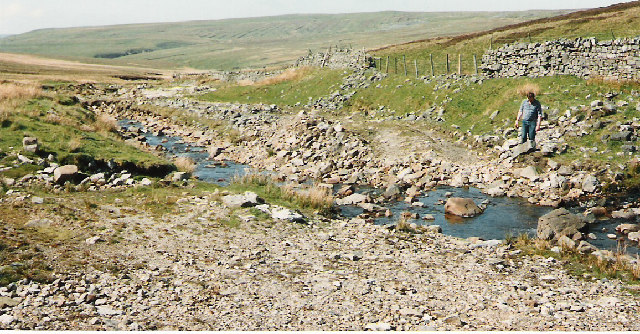 Shield Water, Rotherhope Fell