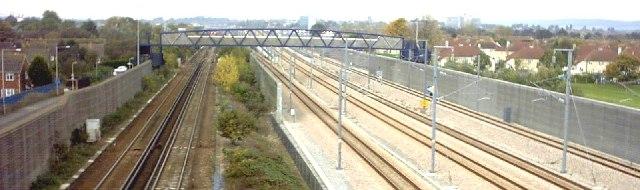 Channel Tunnel Rail Link, Willesborough, Ashford