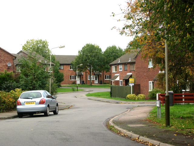 Warren Avenue, near Thurmaston, Leicester