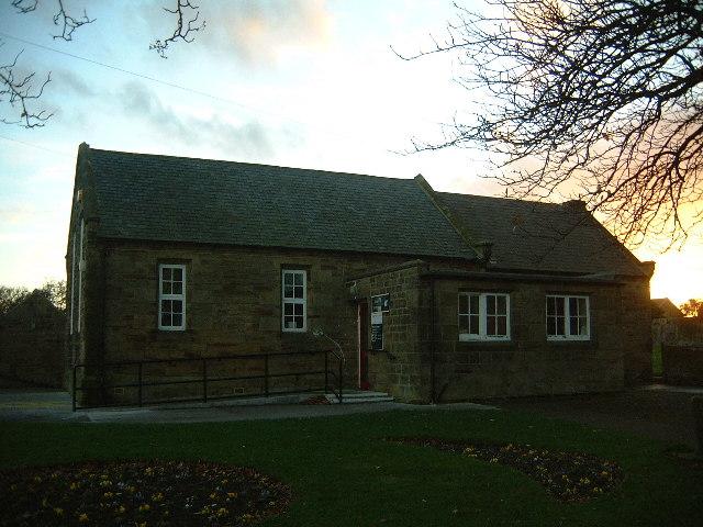 Ellington Library