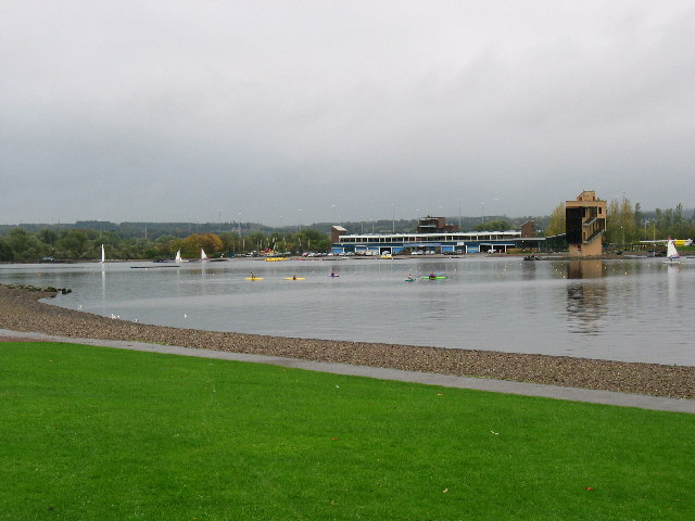 Strathclyde Loch watersports and visitor centre.