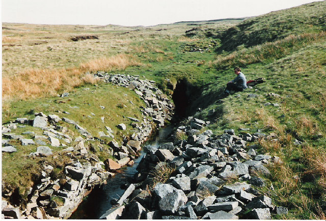 Cashwell Level, Rotherhope Fell