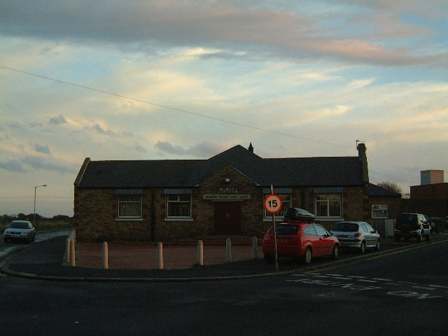 Ellington Welfare Social Centre