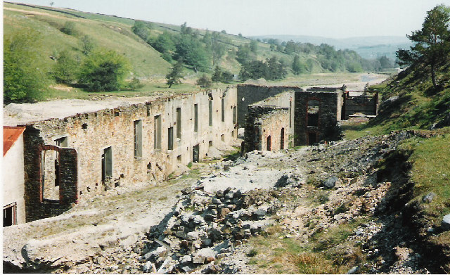 Rotherhope Fell Mine