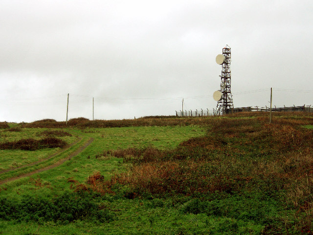 Radio Mast at Leswidden