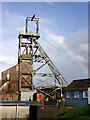 SW3734 : Victory Shaft, Geevor Tin Mine by Sheila Russell