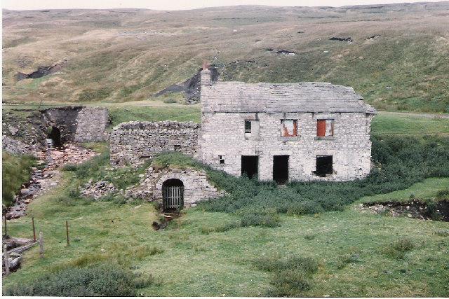 Ashgillhead Mine, Teesdale