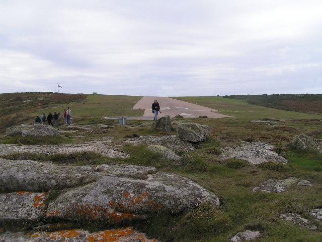 Runway, Church Point