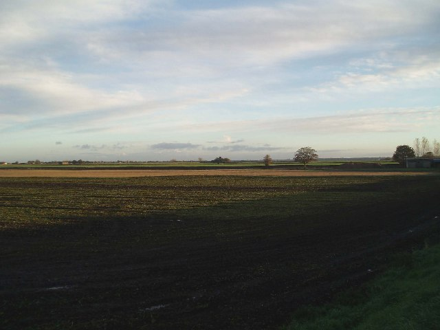 East from Nordelph.