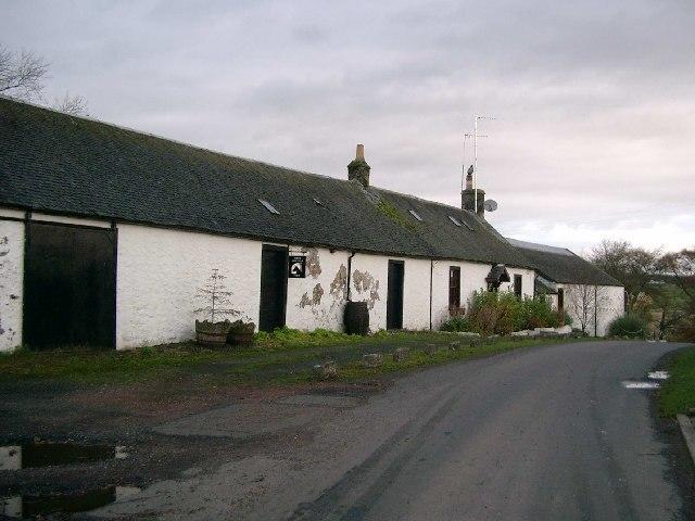 North Brownhill farm