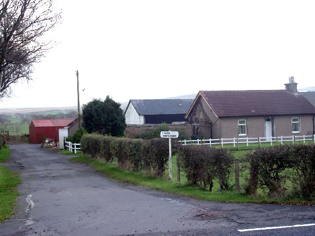 Laigh Crewburn farm