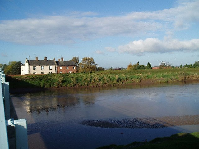 River Great Ouse at Stowbridge.