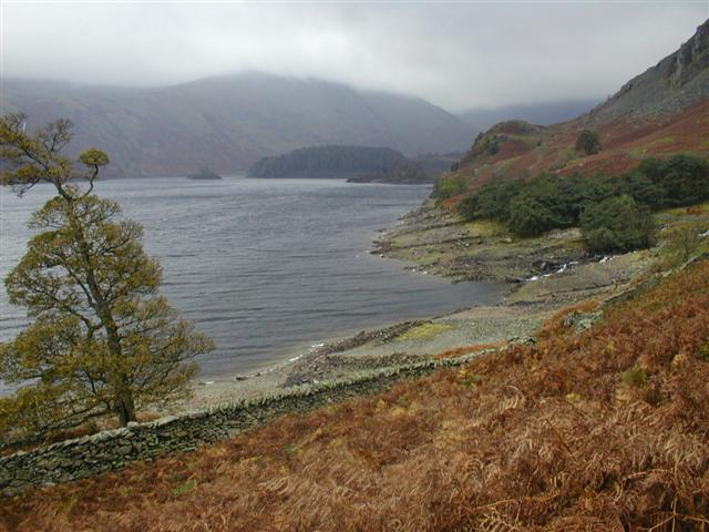 Haweswater West Bank
