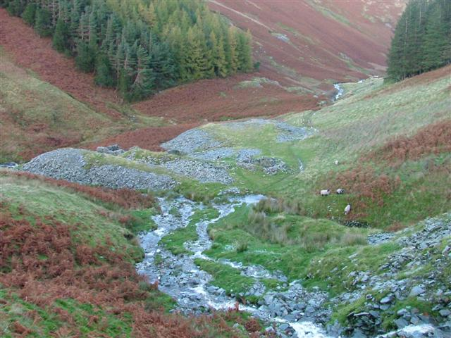 Spoil Tips, Cawdale Beck