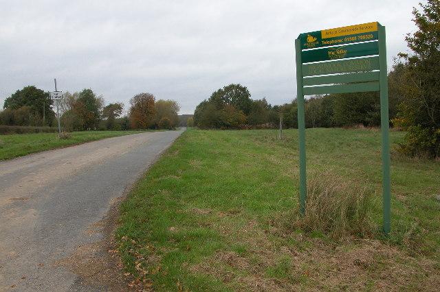 Broadmoor Common nearby Woolhope