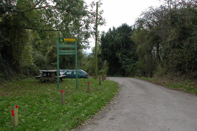 Picnic Site on Ridge Hill