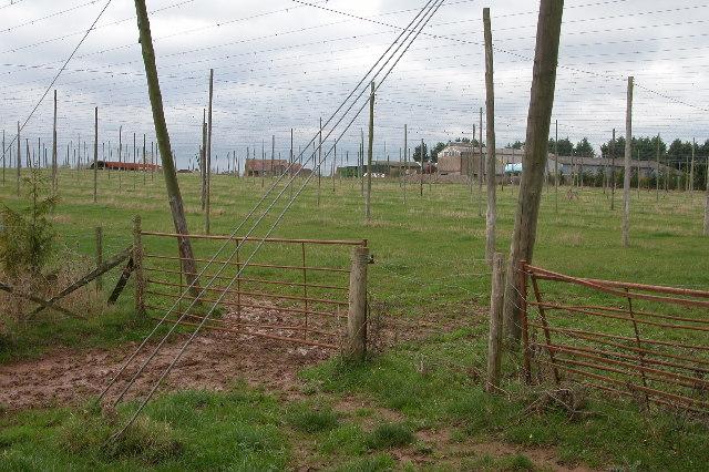Millend Farm, Castle Frome