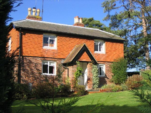 Blandy's Farm House