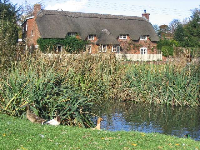 Oakley Pond