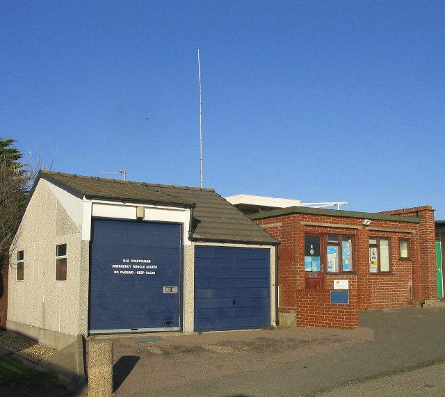 Coastguard Station, Aldeburgh, Suffolk