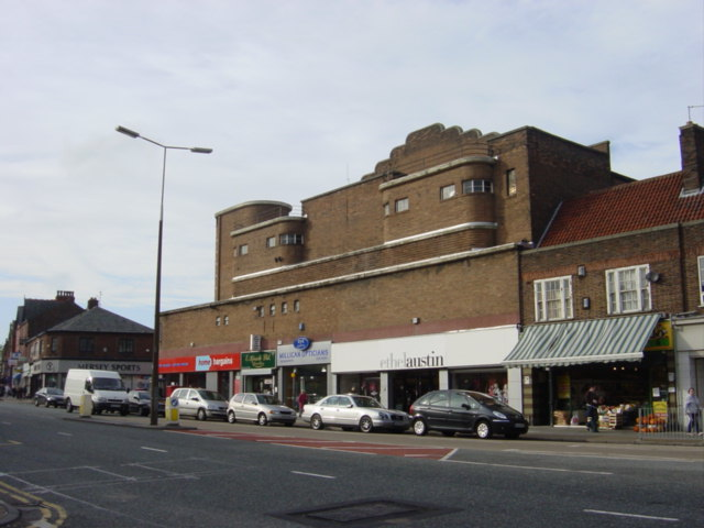 Curzon Cinema, Old Swan