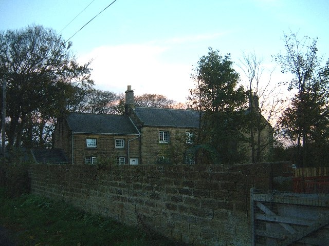 Cresswell Home Farm cottage