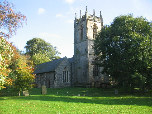 St Leonard Church, Beeford