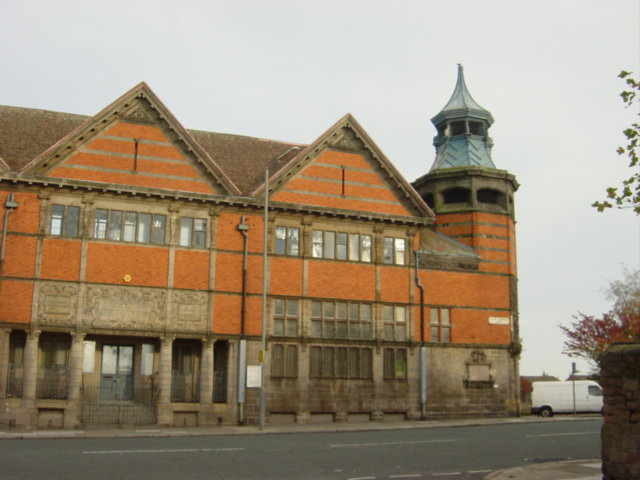 Everton Library, St Domingo Road