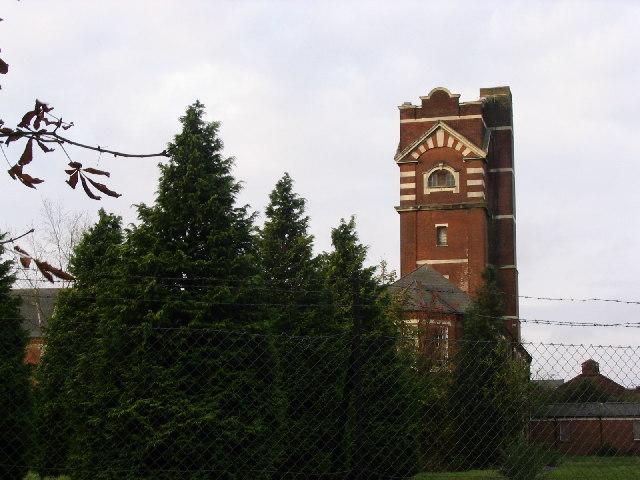 Park Prewett (water tower)