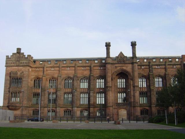 The Liverpool Collegiate School