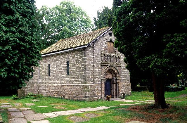 Norman Chapel, Prestbury.