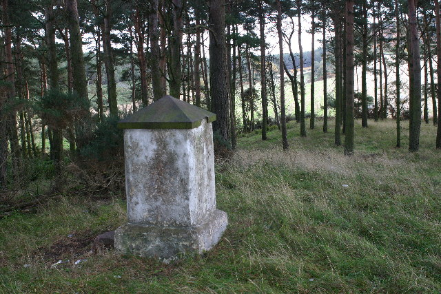 Lossiemouth East Base Terminal trig