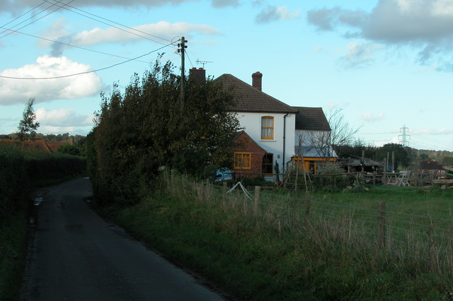 Farm house close to Dumpford Manor