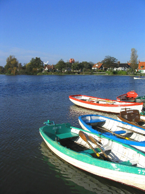 The Meare, Thorpeness, Suffolk