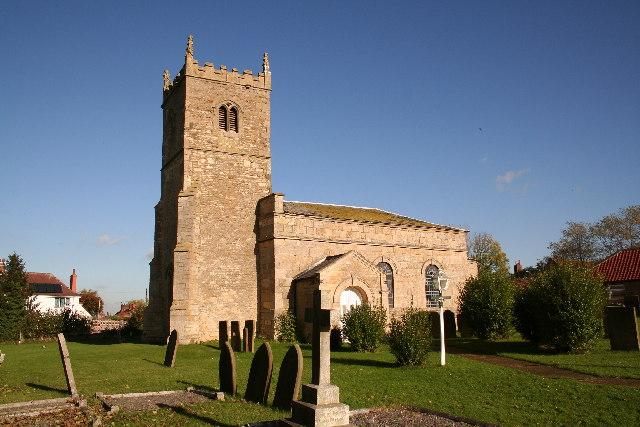 North Carlton church, Lincs.