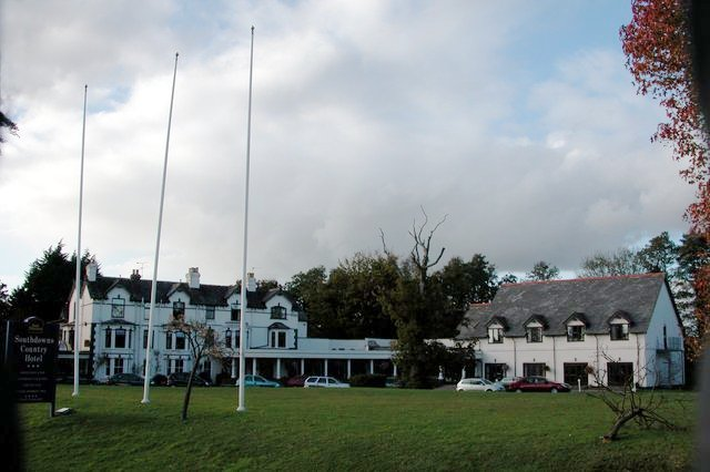 Southdowns Hotel, near Trotton.