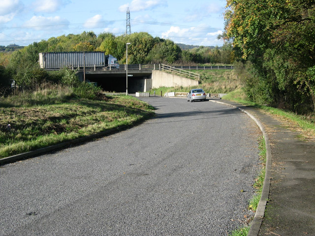 Leicester Western By-pass and Gorse Hill