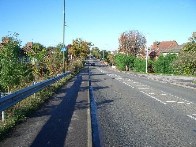 Laleham Road, Shepperton