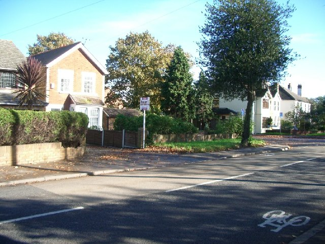 Houses in Laleham Road, Shepperton