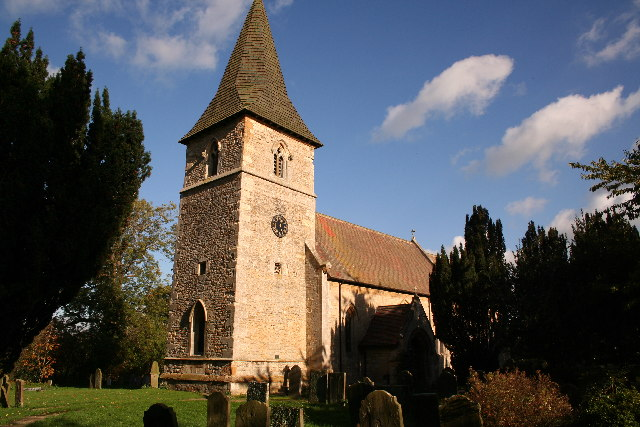 All Saints' church, Faldingworth, Lincs.