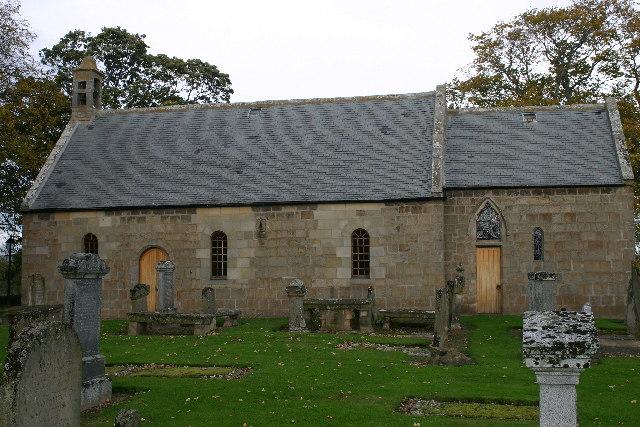 Birnie Church