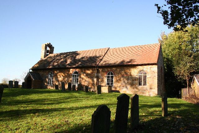 St.John the Baptist's church, Lissington, Lincs.