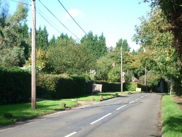 Highams Lane, Valley End