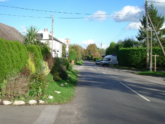 Red Lion Road, Chobham