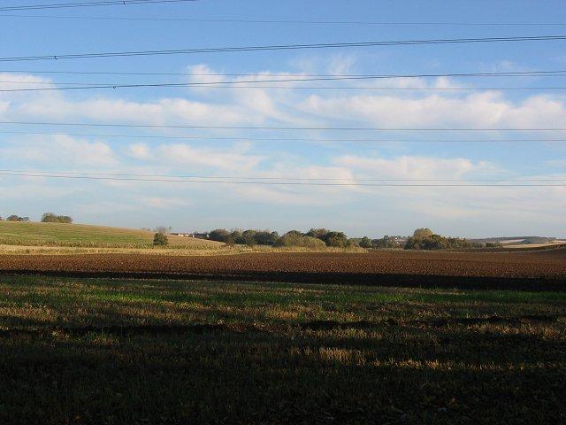 Arable land, Tynemount.